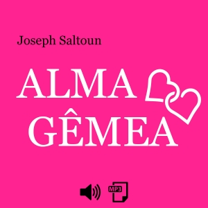 Capa Audio Alma Gêmea
