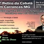 Flyer Retiro Carranca