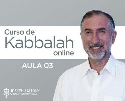 Curso de kabbalah online - aula 03