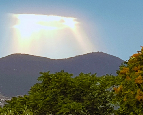 Mount Meron Israel