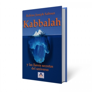 A editora do instituto Meron apresenta o mais novo livro do Rabino Joseph Saltoun: Kabbalah e as Chaves Secretas do Universo.